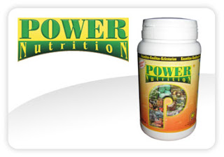 power nutrition Nasa